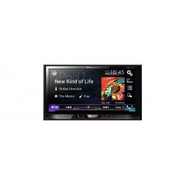 """Lettore multimediale 2 DIN con touch-screen 7"""", Bluetooth, AppRadio Mode e MirrorLink"""