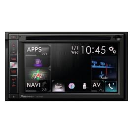 Sistema di navigazione Pioneer GPS DVD Bluetooth 6.1'' HDMI