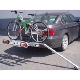 Optional rampa scivolo in Alluminio per bici elettriche pesanti