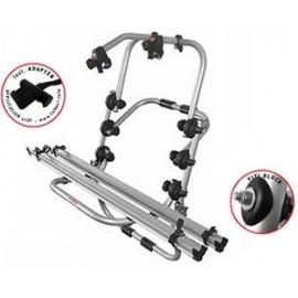BICI OK 2 Incl. Adapter Portabici da cofano 2 bici spechifiche auto spoiler vetro