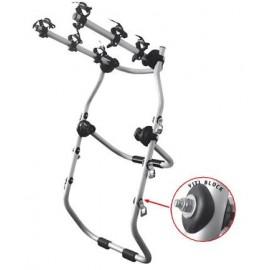 ALU BICI TORBOLE 3 Incl. Adapter 3 bici