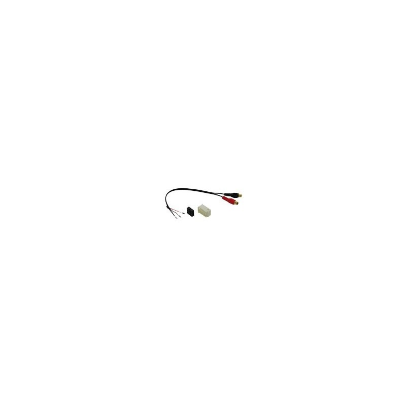 Interfaccia Audio Phonocar mod. 4/009 - Aux-in RCA
