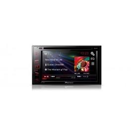 Sintolettore CD DVD 6.2'' USB Aux-in e uscita videocontrollo diretto dell'iPod
