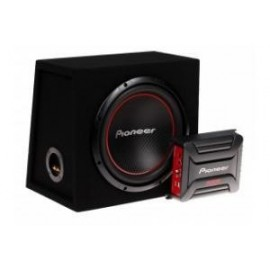 Subwoofer PIONEER GXT-3604B 1300W
